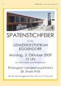 Bauhof Eggendorf: Gleichenfeier Seite 6 - Gemeinde Eggendorf - Page 4