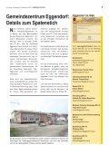 Bauhof Eggendorf: Gleichenfeier Seite 6 - Gemeinde Eggendorf - Page 5