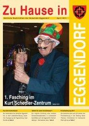 """Neue """"Zahlungsanweisung"""" - Gemeinde Eggendorf"""