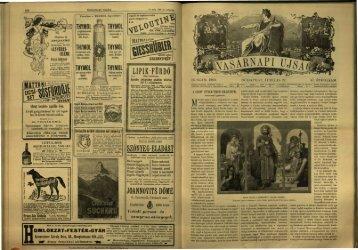Vasárnapi Ujság - 47. évfolyam, 16. szám, 1900. április 22. - EPA