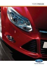 Ford Focus Online Katalog - Eigenthaler