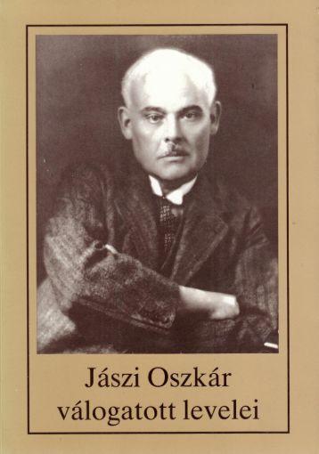 Jászi Oszkár válogatott levelei