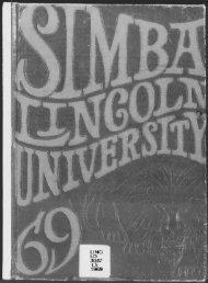 LINC LD - Lincoln University
