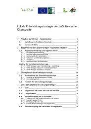 Download Lokale Entwicklungsstrategie der LAG Steirische ...