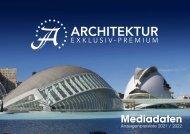 Mediadaten Architektur Exklusiv-Premium