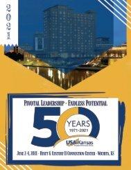 2021 USA-Kansas Conference Program