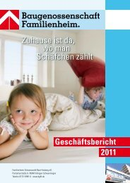 Baugenossenschaft Familienheim. - Familienheim Schwarzwald ...