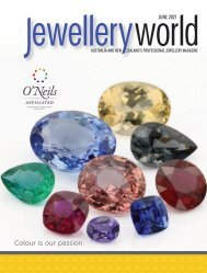 Jewellery World Magazine - June 2021