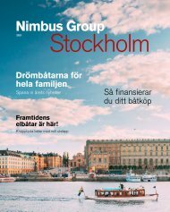 Nimbus Group Stockholm - 2021