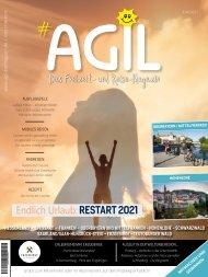 AGIL-DasMagazin Juni 2021