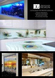 NEW CreoGlass PRINTED CATALOGUE 2021