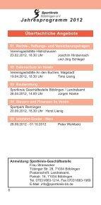 2012 - Sportkreis Böblingen - Seite 6