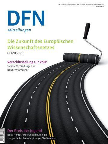 Mitteilungen - DFN-Verein
