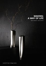 Making: A Way of Life