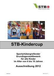 STB Kindercup - Schwäbischer Turnerbund