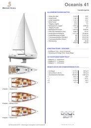 Oceanis 41 - Graf Yachting