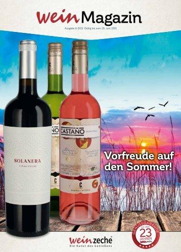 Weinzeche Weinmagazin 6_2021 – Die Kunst des Genießens