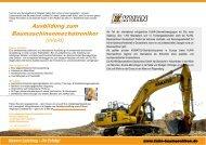 2021_Ausbildung Baumaschinenmechaniker