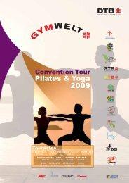 Programmheft 2009 Convention Tour