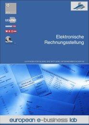 Elektronische Rechnungsstellung - Wirtschaftskammer Österreich