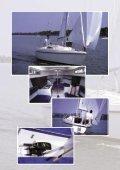 Prospektblatt - Yacht und Technik Seebruck am Chiemsee Bayern - Seite 2