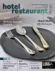 Hotel Restaurant & hi-tech May 2021
