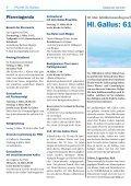 Freut euch! Denn bald - Katholische Kirchgemeinde Kriens - Seite 6