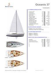 Oceanis 37 - Graf Yachting