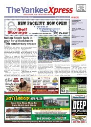 The Yankee Xpress May 28 Issue