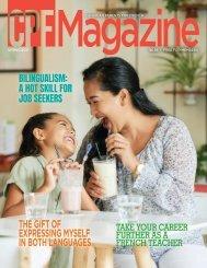 CPF Magazine Spring 2021 Issue