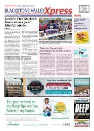 Blackstone Valley Xpress May 28 Issue
