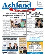 Ashland June 2021