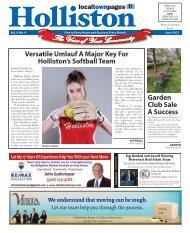 Holliston June 2021