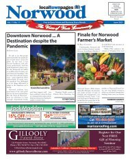 Norwood June Issue