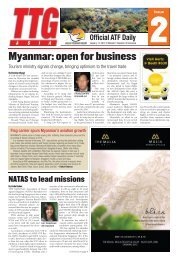 Myanmar: open for business - TTG Asia