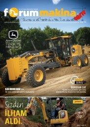 Forum Makina Dergisi - Sayı 115
