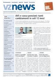 vznews, Svizzera italiano, giugno 2021, edizione 126