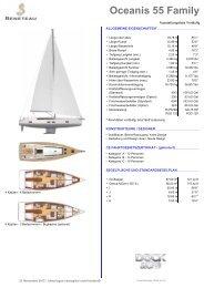 Oceanis 55 Family - Segel Sport Resch