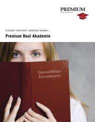 Premium Real Akademie - Premium Immobilien AG