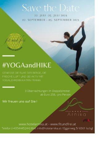 #YOGAandHIKE - YOGAandHIKE