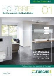 01/2021 Tischler- und Schreiner News