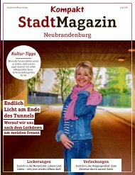 Stadtmagazin Mai 2021