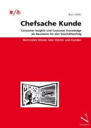 Leseprobe: Kurt Heller: Chefsache Kunde