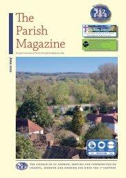 The Parish Magazine June 2021