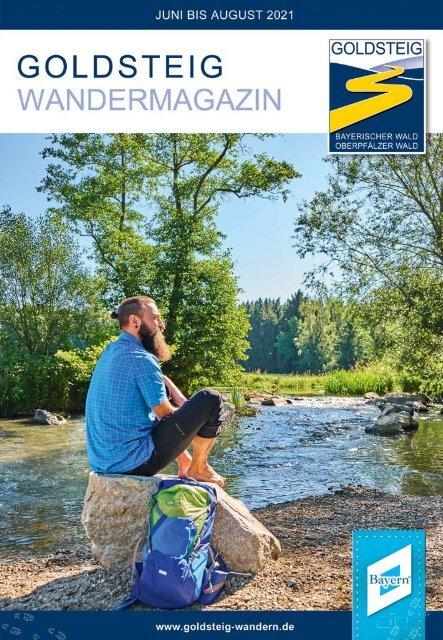 Wandermagazin Goldsteig Sommer 2021