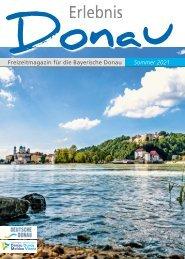 Erlebnis Donau Sommer 2021