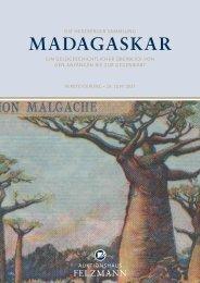 Auktion 172 - AuktionshausFelzmann - Madagaskar
