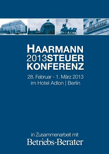HAARMANN - The Conference Group GmbH
