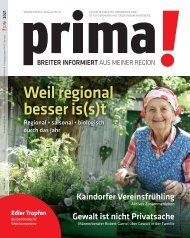 Prima Magazin - Ausgabe Juni 2021