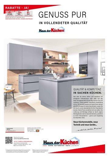 Haus der Küchen | KW 21